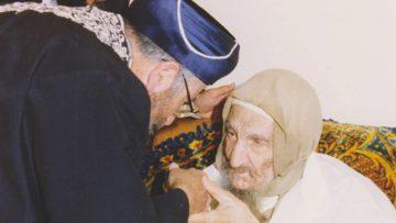 סאלי זיעא רבי ישראל אבוחצירא זצל