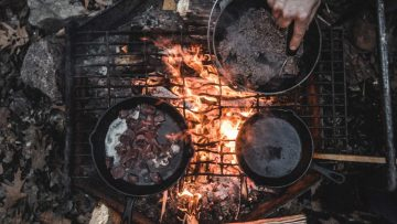 cooking of the pagans