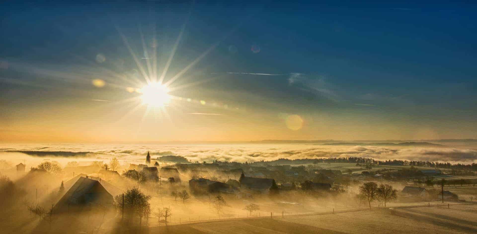 החמה ברכות השחר