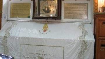 Rabbi Nahman Tomb