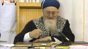 חנוכה בימים אלו הרב מרדכי אליהו