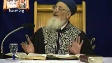 הדלקת וכיבוי אש גז וחשמל ביום טוב מרן הרב מרדכי אליהו