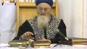 אבינו והארץ המובטחת 8211 הרב מרדכי אליהו