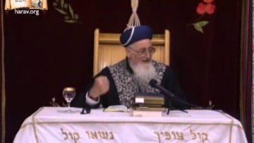 פנחס שבחו של פינחס הרב מרדכי אליהו