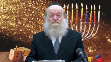 חנוכה: המאבק על הזהות היהודית -הרב יוסף בן פורת HD