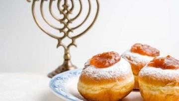 The Days Of Chanukah