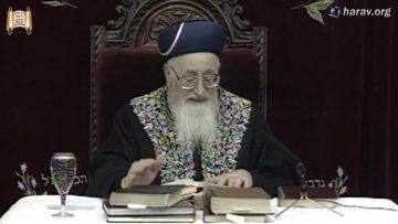175 הלכות הדלקת נרות חנוכה פרשת וישב כא כסליו תשסא