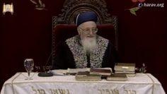 223 הלכות מותר השמן של נרות חנוכה פרשת ויגש ב'