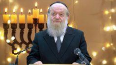 חנוכה: פרסום הנס וחשיבותו – הרב יוסף בן פורת HD