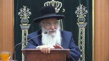 הגאון המקובל הרב בניהו שמואלי אדר חודש השמחה פרשת תרומה תשעט