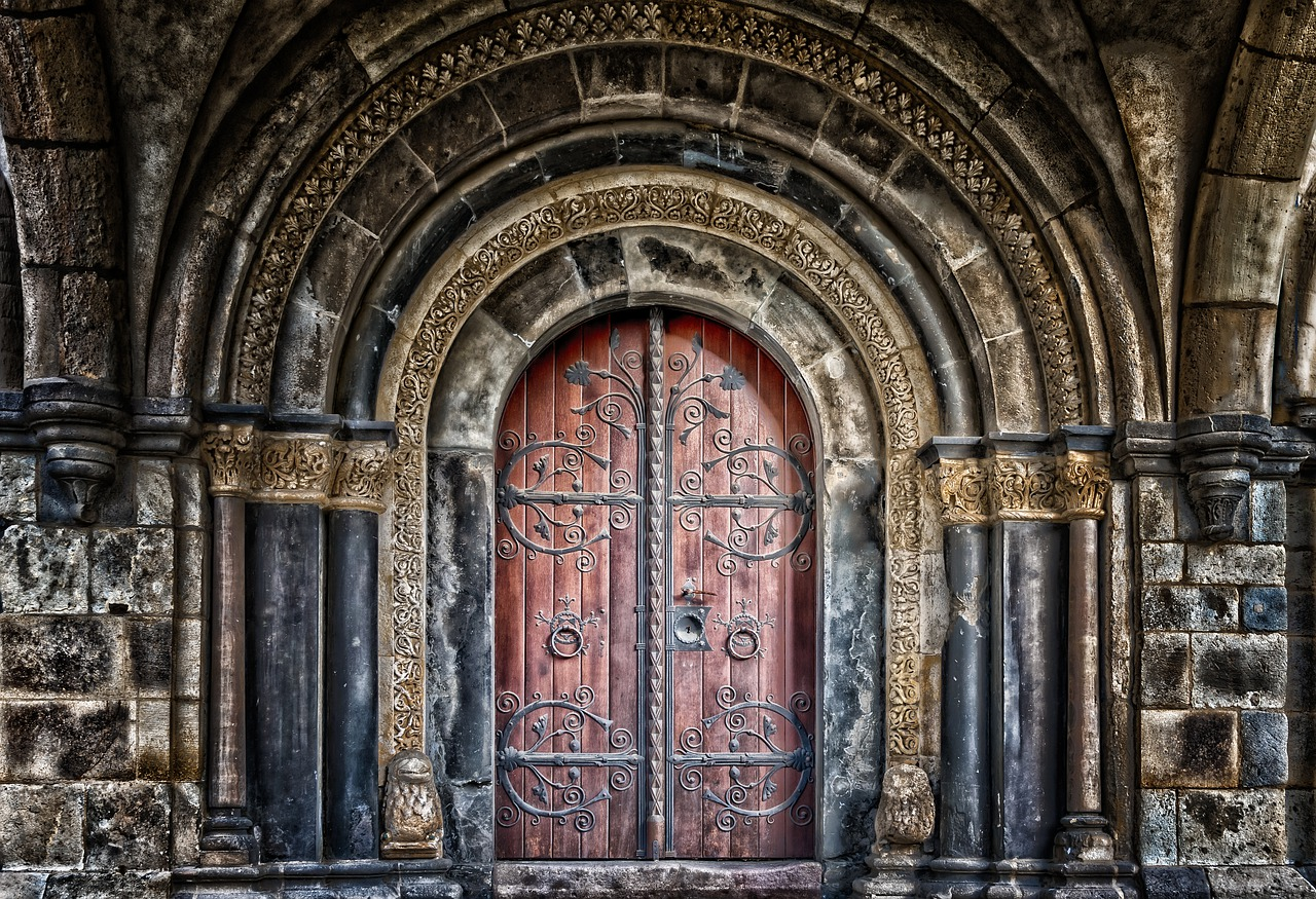 Gates of holiness