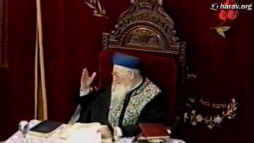 כל הלכות וסגולות סעודה רביעית ב-12 דקות | הרב מרדכי