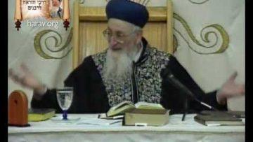 פרשת יתרו | כוחו של כל יהודי | מרן הרב