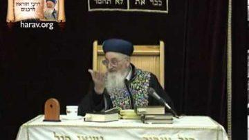 פרשת שמות | משה רבנו ועם ישראל | מרן הרב