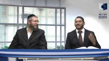 דרכו של הרב שיינברג להתרים לישיבה- סיפור מצולם, בהגשת הרב אברהם פוקס והרב שלום יכנס