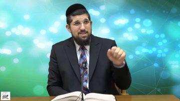 הרב אליהו עמר ספר נפש החיים שיעור נב