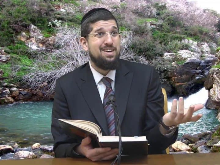 הרב אליהו עמר ספר נפש החיים שיעור לא