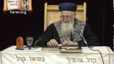פרשת ויחי | אחרית הימים | מרן הרב מרדכי אליהו