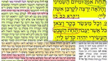 הדף היומי מסכת בכורות דף נז 57 Daf yomi Bechoros daf 57