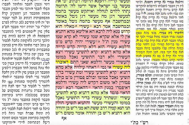 הדף היומי מסכת בכורות דף נט Daf yomi Bechoros daf 59