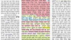 הדף היומי מסכת בכורות דף נג Daf yomi Bejorot pagina 53