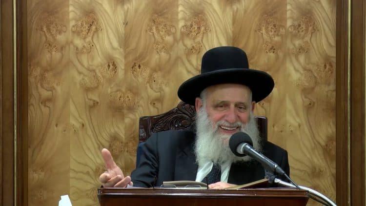 הרב ראובן אלבז – פרשת בלק – חידושים מדהימים מה