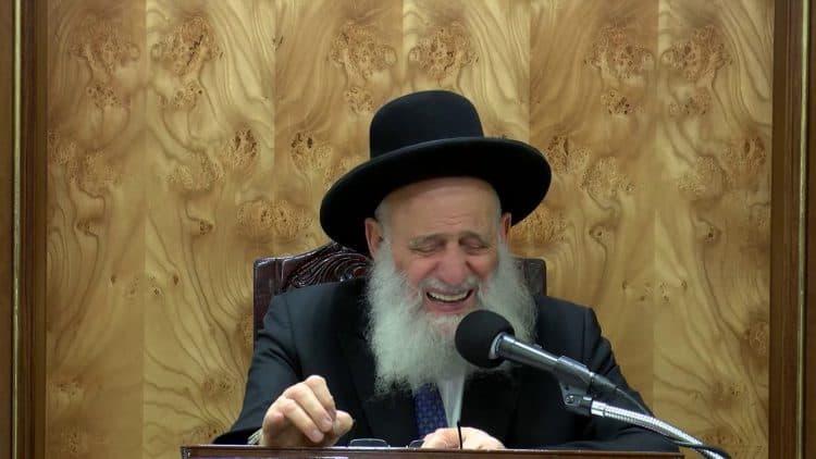 הרב ראובן אלבז – פרשת מטות – המבחן מתי מעשה החסידות הוא נכון.