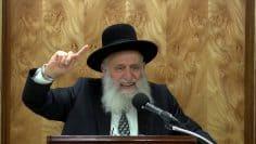 הרב ראובן אלבז – פרשת כי תצא – בניית האדם