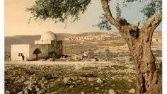 Tomb_of_Rachel,_Jerusalem,_Holy_Land-LCCN2002725025