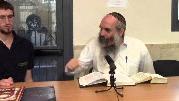 הרב יהושע שפירא - שפת אמת - ה' אב תשע