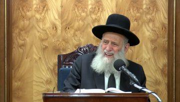 הרב ראובן אלבז -  פרשת לך לך - המוסר בתוך חיינו