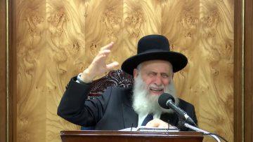 הרב ראובן אלבז - פרשת נח - דרכי קניית הענווה