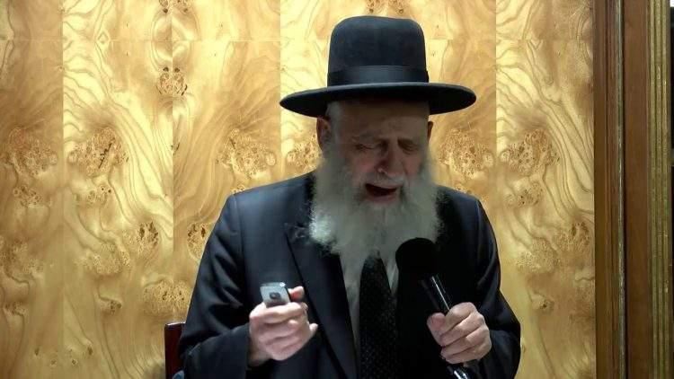 הרב ראובן אלבז שליטא - פרשת ויקהל פקודי - נגיף הקורונה