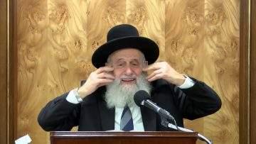 הרב ראובן אלבז - פרשת משפטים - שער הקדושה
