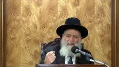 הרב ראובן אלבז - פרשת יתרו- איזון בעבודת ה