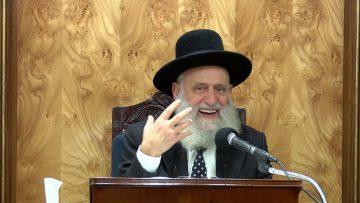 הרב ראובן אלבז - פרשת וישלח - כבוד מדומה