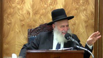 הרב ראובן אלבז - פרשת חיי שרה - דרכי קניית הענווה