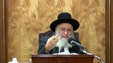 הרב ראובן אלבז - פרשת וירא - קניית מידת הענווה