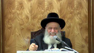 הרב ראובן אלבז - פרשת וזאת הברכה